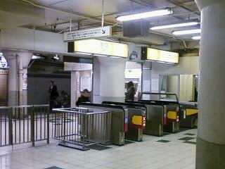 近鉄鶴橋駅東口での思い出