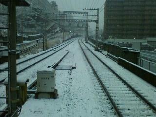 7:20近鉄富雄駅にて
