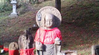 興福寺三重塔近くの水子地蔵  2014.11.30
