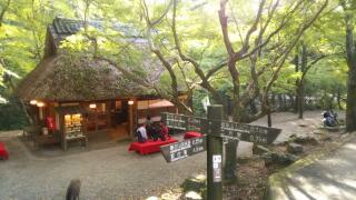 春日神社近く「水谷茶屋」2014.10.26