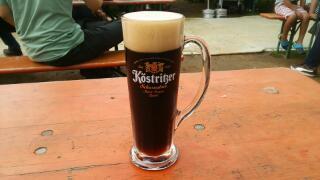 「ゲーテも愛した」黒ビール